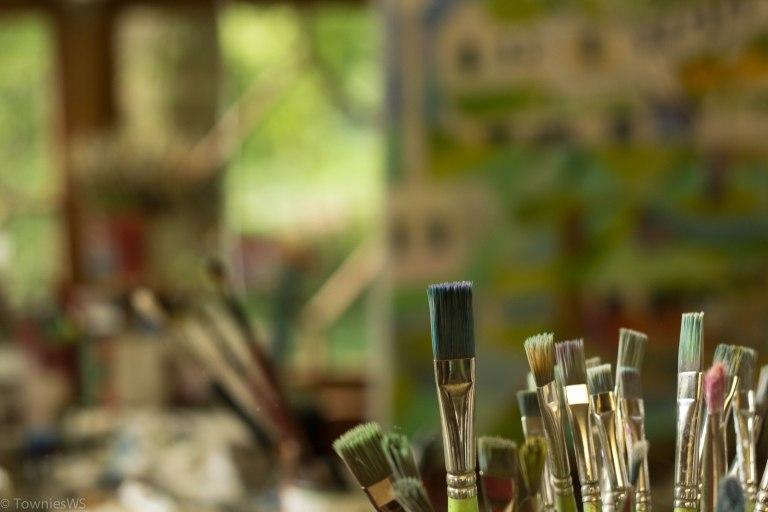 Paint Brushes, TowniesWS