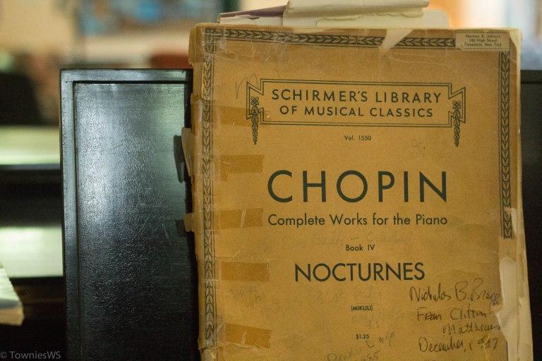 Chopin, TowniesWS.com