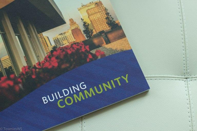 Winston-Salem Foundation, TowniesWS.com