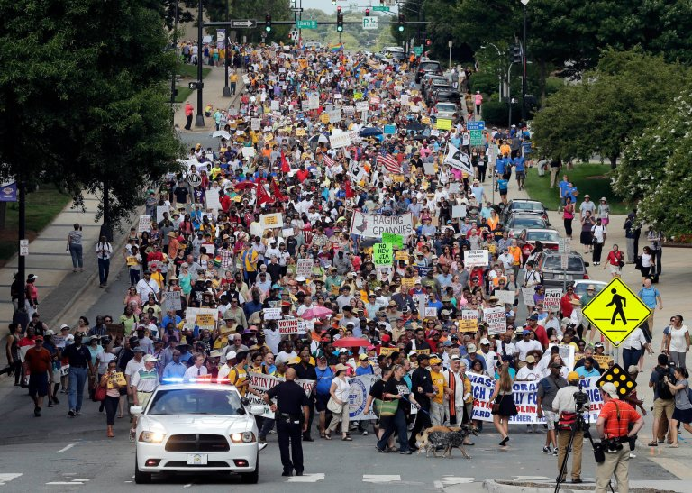 MoralMonday,Downtown Winston Salem, NY Times