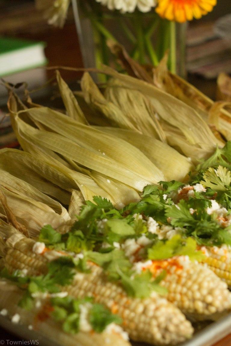 Mexican Street Corn, TowniesWS.com