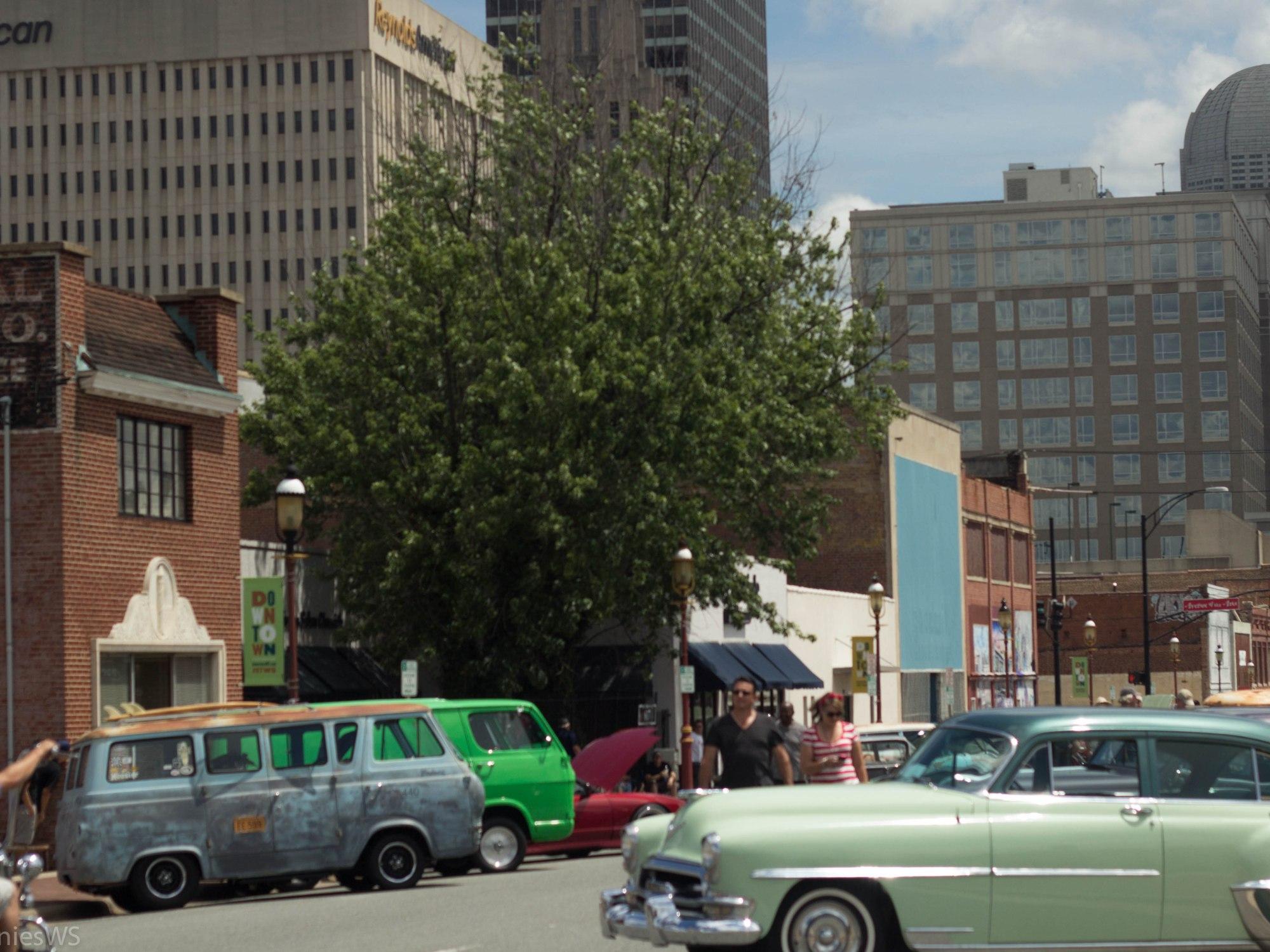 Downtown Winston-Salem, TowniesWS.com