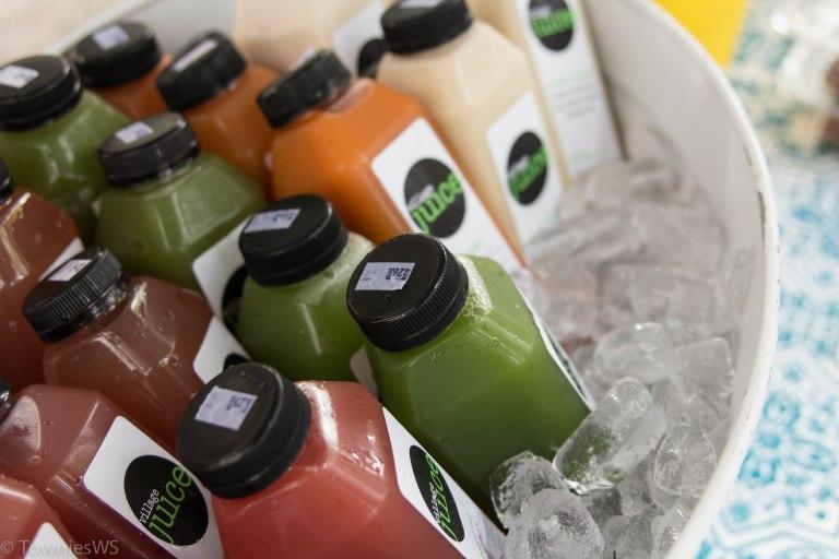 Village Juice, Winston-Salem, TowniesWS.com