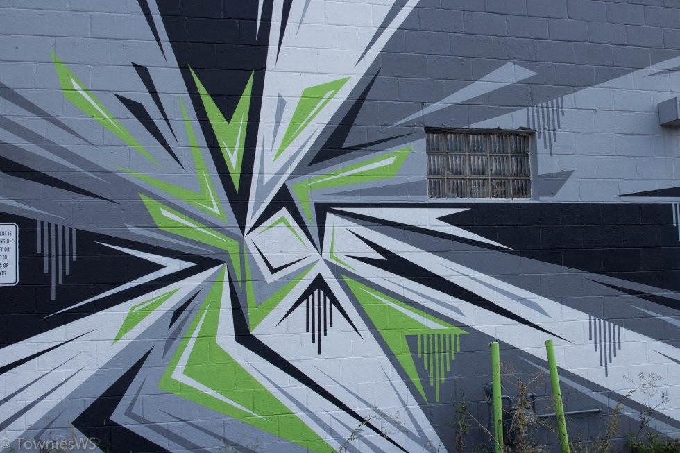 Kendall Daub, artist, Winston-Salem, TowniesWS