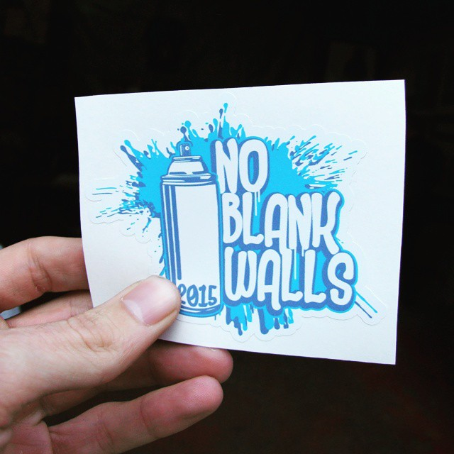 No Blank Walls Project, Greensboro NC