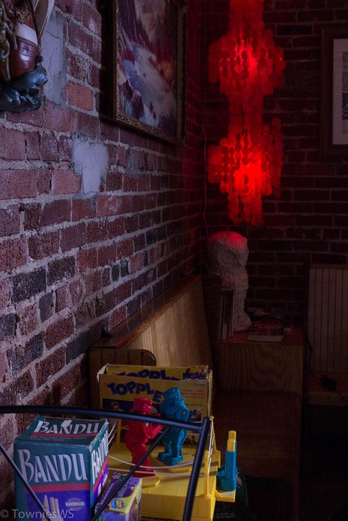 Hoots Roller Bar, TowniesWS