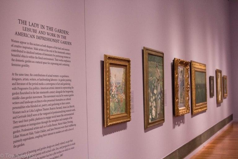Reynolda House Museum, the Artists Garden TowniesWS