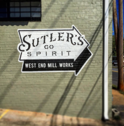 (c) Sutler Spirit Co. Instagram