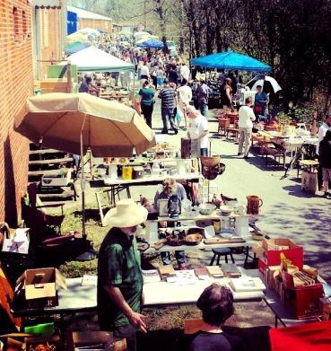 Hoots Flea Market, Winston-Salem