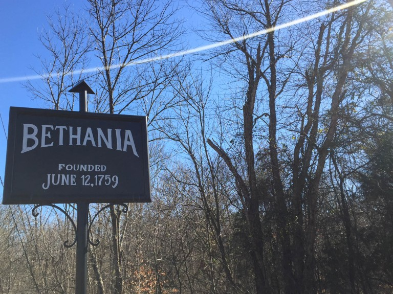 Bethania, Stauber Farm