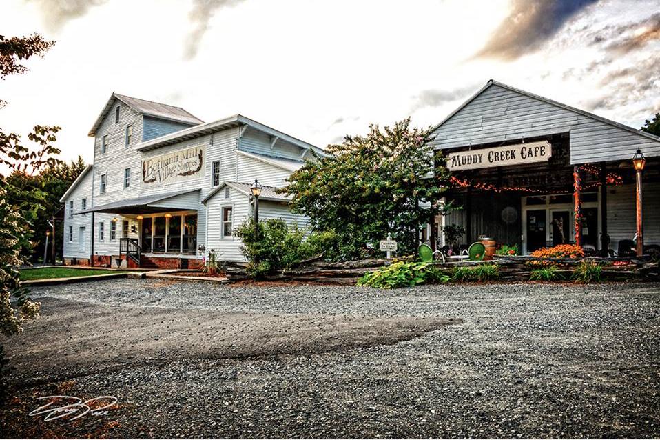 Muddy Creek Cafe and Music Hall, photo Doug Rice