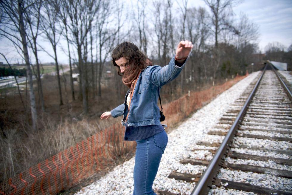 Caitlyn Swett, photo by Photo by Jon Pfundstein