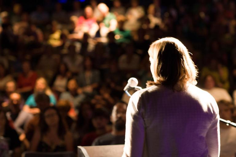 Mary Dossinger, RiverRun Program Manager