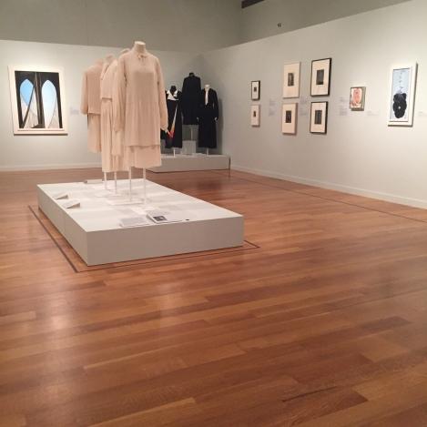 Georgia O'Keeffe: Living Modern exhibit Reynolda House Museum of American Art Winston-Salem
